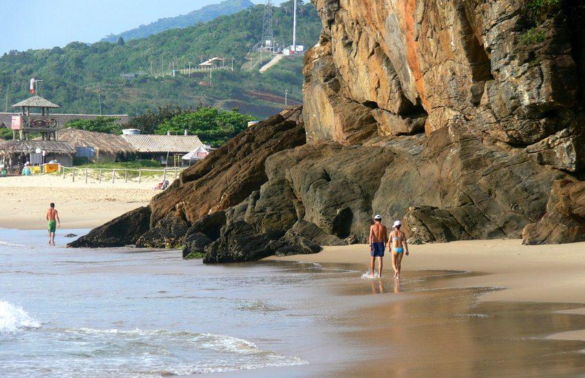 Praia Brava Itajaí, Brasilien (Bild: Michael Weidemann  / pixelio.de)