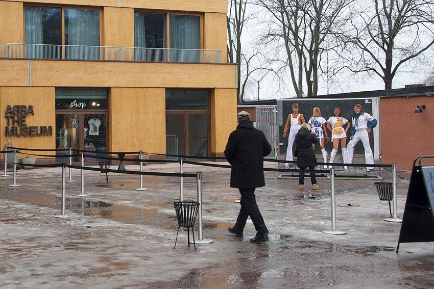 ABBA-Museum in Stockholm (Bild: I99pema, Wikimedia, CC)