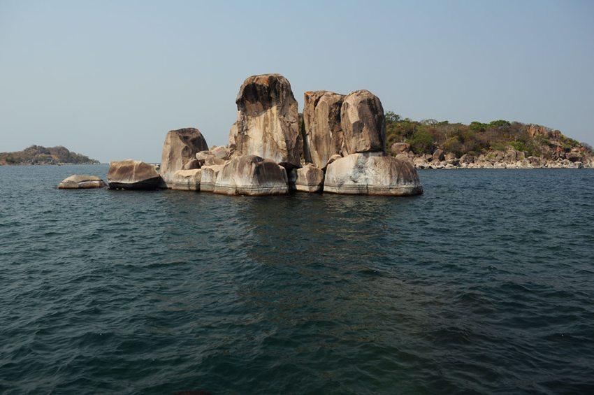 Der Tanganjikasee bei Kigoma (Bild: JBenoit, Wikimeida, CC)