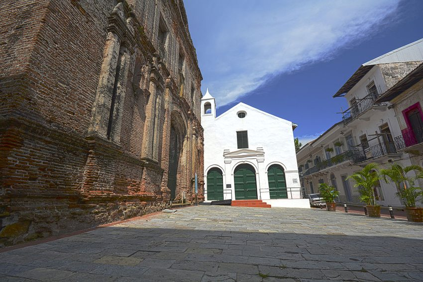 Panamá Viejo – in der Altstadt von Panama City (Bild: Gualberto107, Wikimedia, CC)