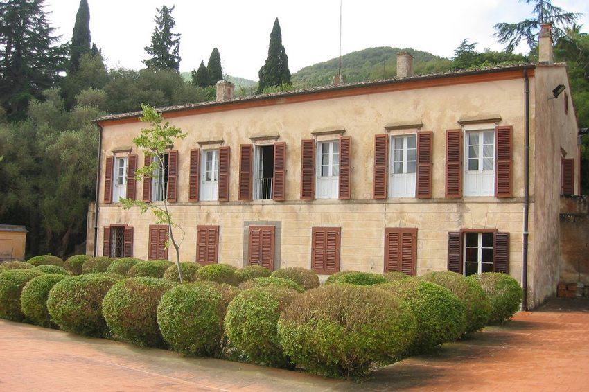 Napoleons Villa di San Martino, Elba (Bild: Furukama, Wikimedia, CC)