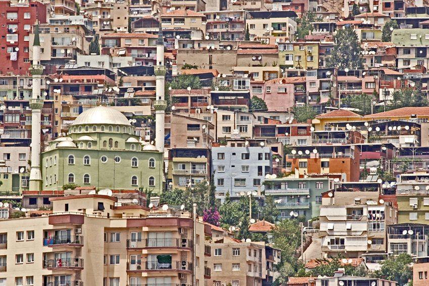 Izmir im Stadtteil Smyrna (Bild: Cujau, Wikimedia, CC)