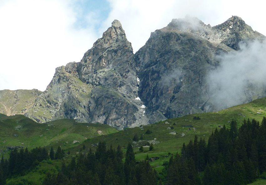 Fergenkegel in Klosters (Bild: Paebi, Wikimedia, CC)