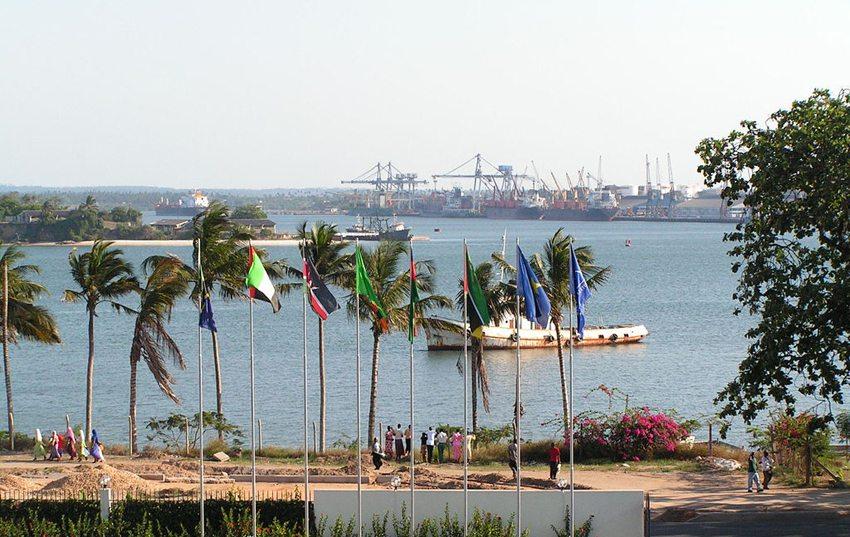 Hafen von Daressalam (Bild: Gustavgraves, Wikimedia, GNU)