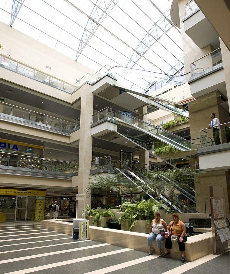 Einkaufscenter Multicentro Panama in Panama City (Bild: jimmyweee, Wikimedia, CC)