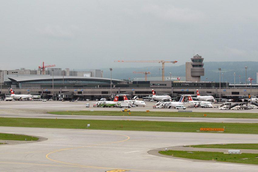 Zürich International Airport (Bild: Jakkrit Prasertwit, Wikimedia, CC)