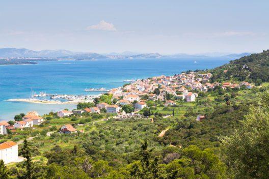 Die Insel Pasman ist ein wunderschönes Reiseziel (Bild: Milosz Maslanka - shuttertstock.com)