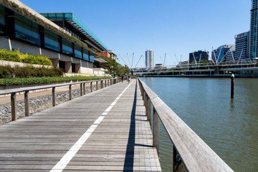Vor allem in der South Bank zeigt sich Brisbane als Kulturmetropole. (Bild: © David Hicks - shutterstock.com)