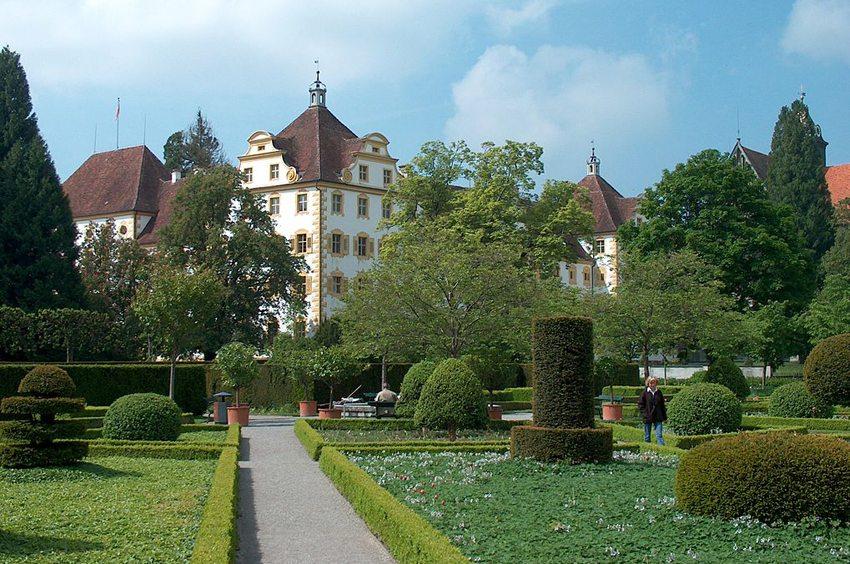 Schlosspark Salem (Bild: Wieschendahl, Wikimedia)