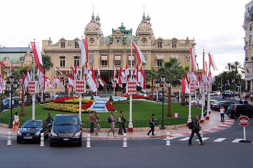 Das berühmte Casino von Monte-Carlo (Bild: Berthold Werner, Wikimedia)