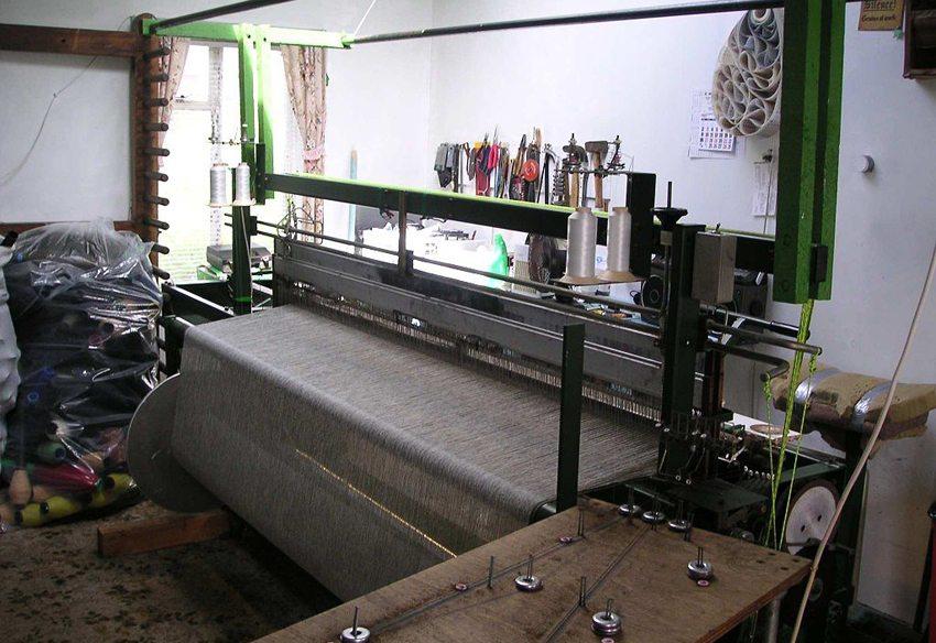 Harris-Tweed Werkstatt (Bild: Wojsyl, WIkimedia, CC)