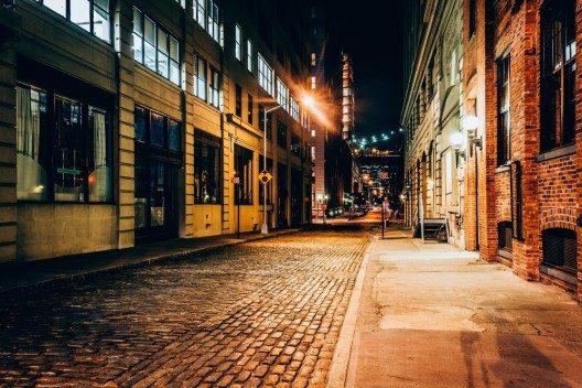 In den Straßen von Brooklyn (Bild: © pisaphotography - shutterstock.com)
