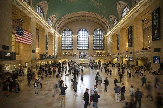Grand Central Terminal – Innenansicht (Bild: © Juan Novakosky - shutterstock.com)