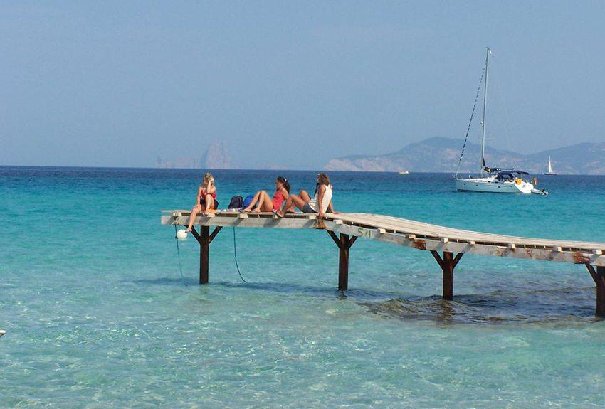 Massentourismus ist ein Fremdwort auf Formentera. (Bild: Anna i Adria, Wikimedia, CC)