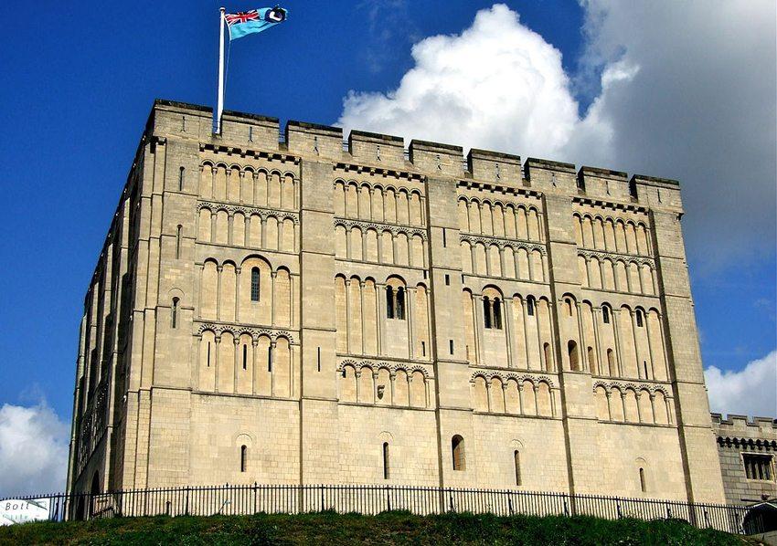 Norwich Castle (Bild: Pipin81, WIkimedia, CC)
