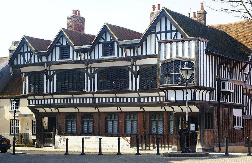 Tudor House Museum in Southampton (Bild: Peter Trimming, Wikimedia, CC)