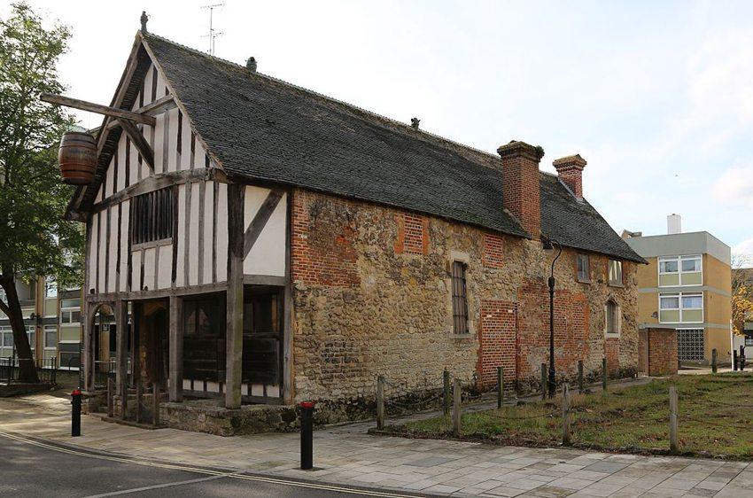 Medieval Merchant´s House in Southampton (Bild: geni, Wikimedia, GNU)