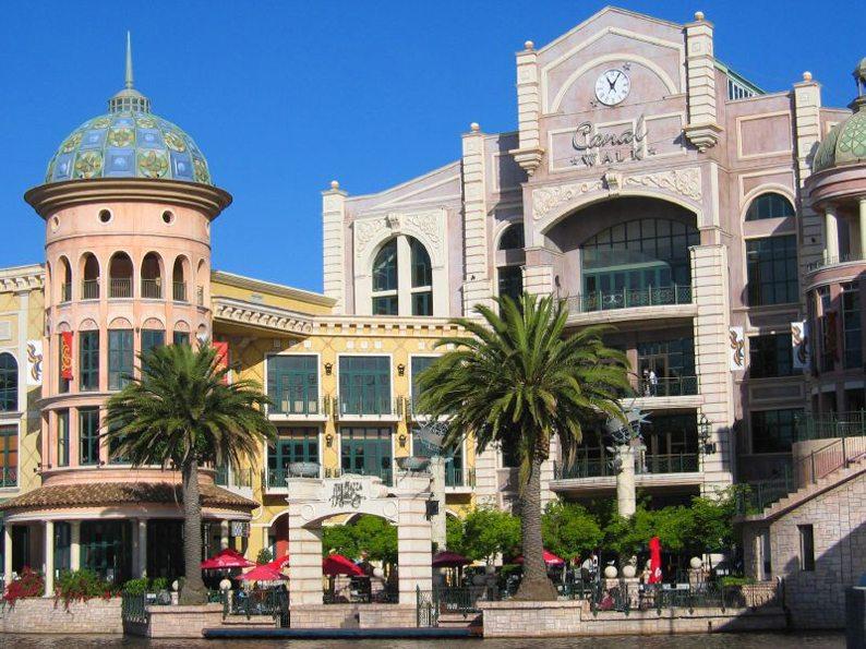 Canal Walk – Einkaufszentrum in Kapstadt (Bild: Johnny24, Wikimedia, CC)