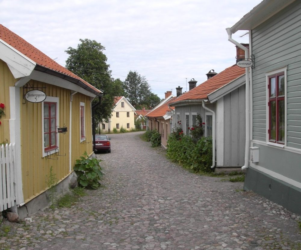 Freundliche Dörfer laden zur Entdeckungstour ein. (Bild: © Thuresson - CC BY-SA 2.5)