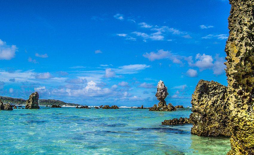 Pazifik-Insel Nauru (Bild: Hadi Zaher, Wikimedia, CC)