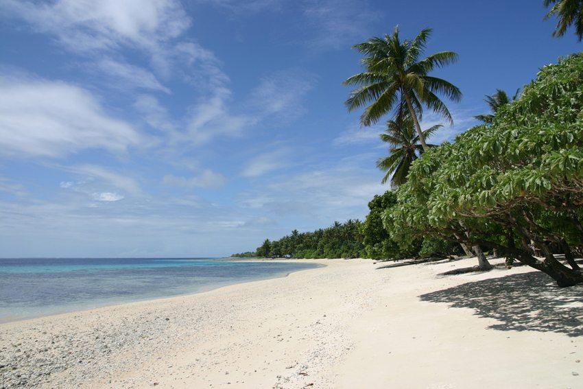 Die Einsamkeit auf den Marschall-Inseln (Bild: Hendrik Scholz, Wikimedia, CC)