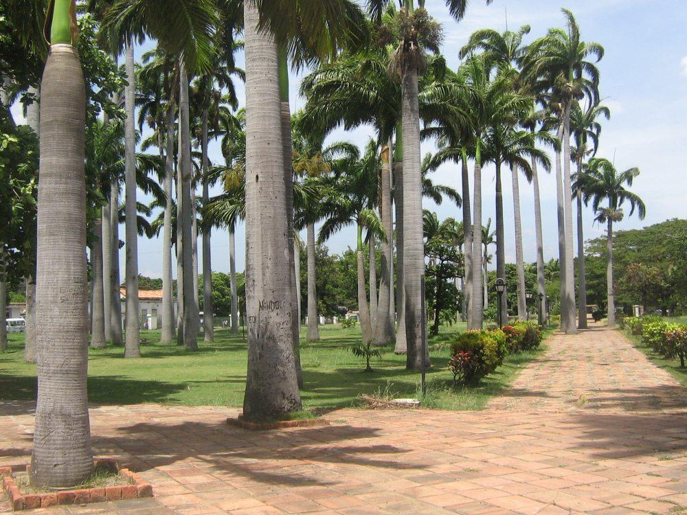 Park in Cúcuta. (Bild: © Torax - CC BY-SA 3.0)