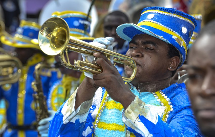 Nassau – hier spielt die Musik! (Bild: Erkki & Hanna / Shutterstock.com)