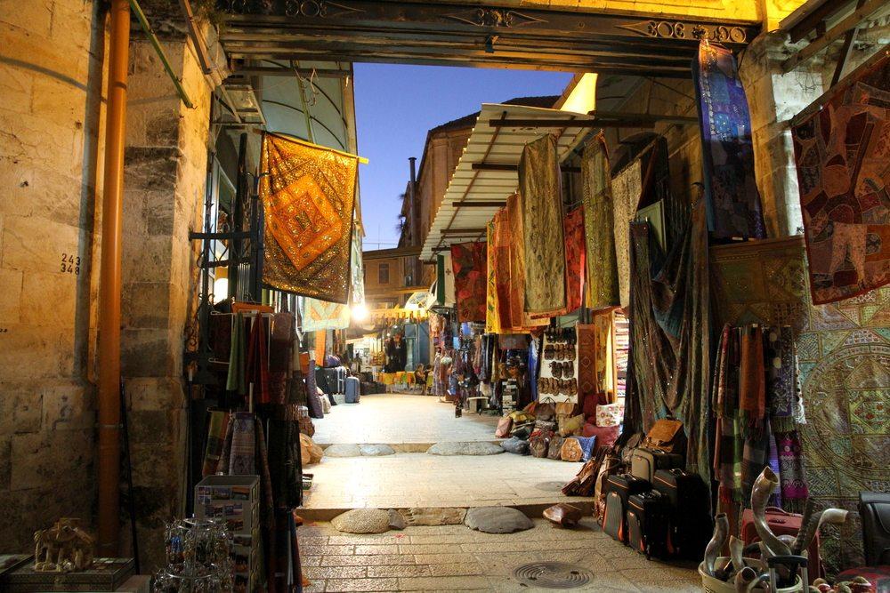 Ein Besuch auf dem Basar (Bild: © Ana del Castillo - shutterstock.com)