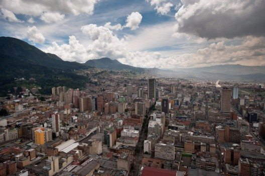 Downtown Bogota (Bild: © rafcha - shutterstock.com)