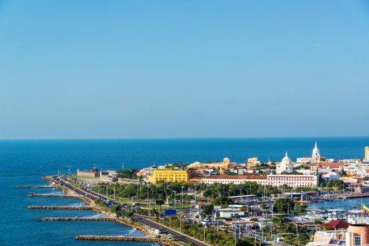 Kolonialstadt Cartagena (Bild: © Jess Kraft - shutterstock.com)