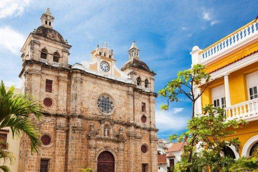 Kolonialstadt Cartagena (Bild: © Sorin Colac - shutterstock.com)