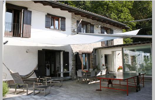 Die Villa Amici ist günstig gelegen und bietet ebenso Privatsphäre. (Bild: tessin-ferienwohnungen.com)