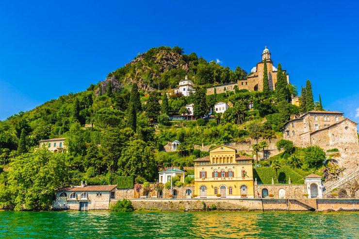 Eine Ferienwohnung Tessin ist die Basis für tolle Ferien. (Bild: © Anton_Ivanov - shutterstock.com)