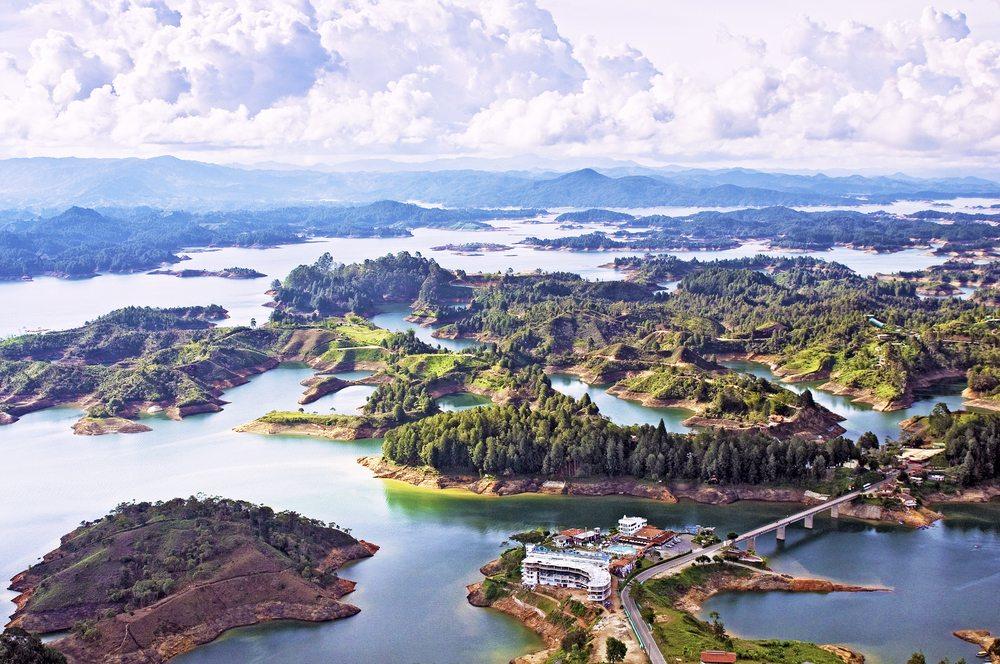 Guatape Lake - (Bild: © Danny Alvarez - shutterstock.com)
