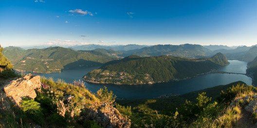 Monte San Giorgio (Bild: © Peter Wey - shutterstock.com)