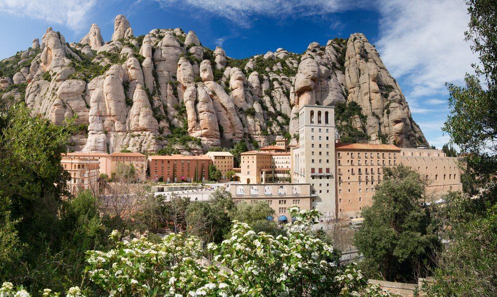 Ausflug in die Berge - in das majestätische Montserrat (Bild: © rasskazov - shutterstock.com)