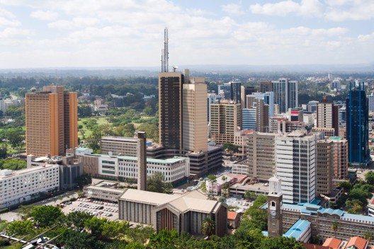 Nairobi, die Hauptstadt Kenias (Bild: © Natalia Pushchina - shutterstock.com)