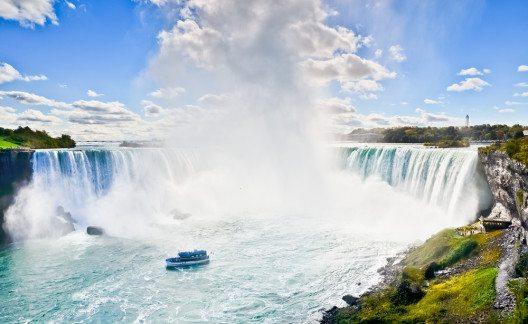 Niagara Fälle (Bild: © Javen - shutterstock.com)