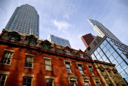 Die wohl wichtigste Strasse in Toronto ist die Yonge Street (Bild: © Pictureguy - shutterstock.com)