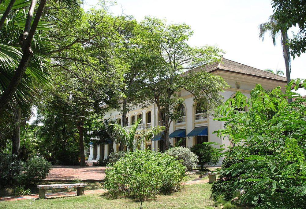 Universidad del Atlántico in Barranquilla – Fakultät der schönen Künste (Bild: José David Villalobos, Wikimedia, CC)