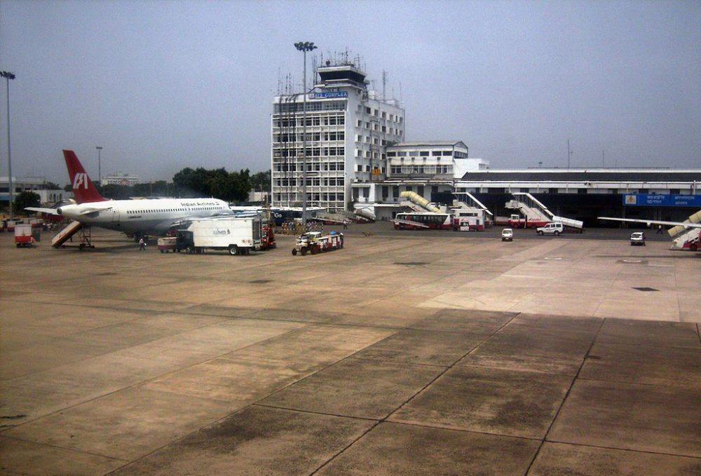 Netaji Subhas Chandra Bose International Airport im indischen Kalkutta (Bild: Saibo, Wikimedia, CC)