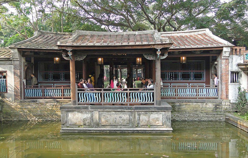 Das Lin-An-Tai-Haus in Taipeh (Bild: Bernard Gagnon, Wikimedia, GNU)
