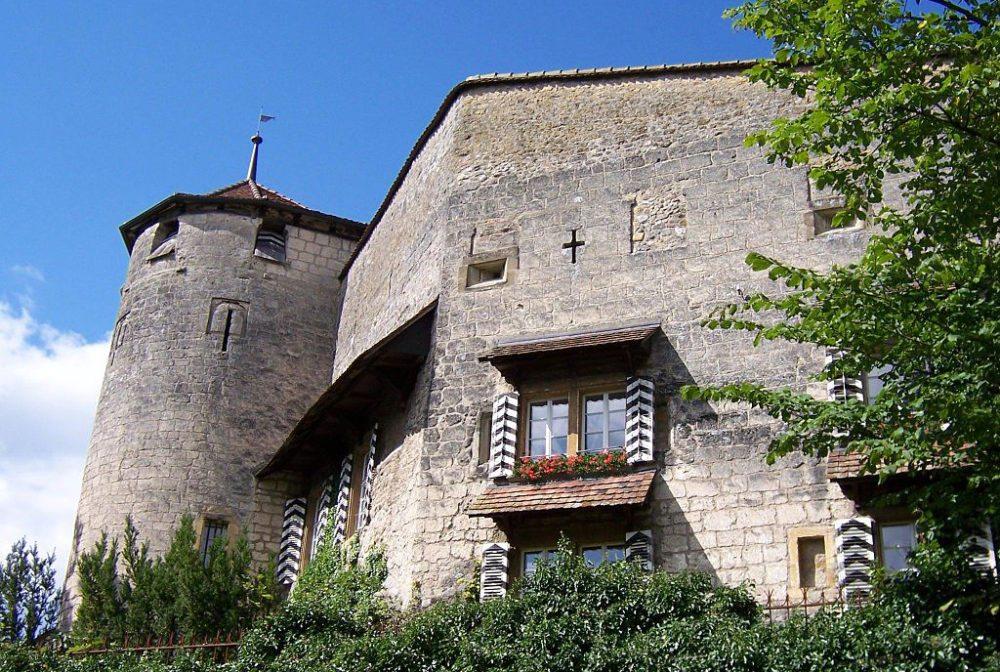 Burg von Murten (Bild: Jungpionier, Wikimedia, GNU)