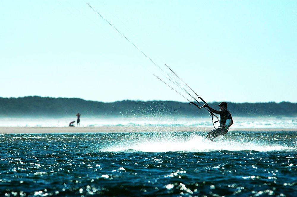 Wassersport am Eriesee (Bild: Taro Taylor, Wikimedia, CC)