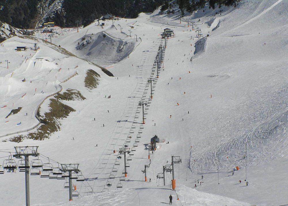 Vallnord Skigebiet in Andorra (Bild: Terence wiki, Wikimedia, CC)
