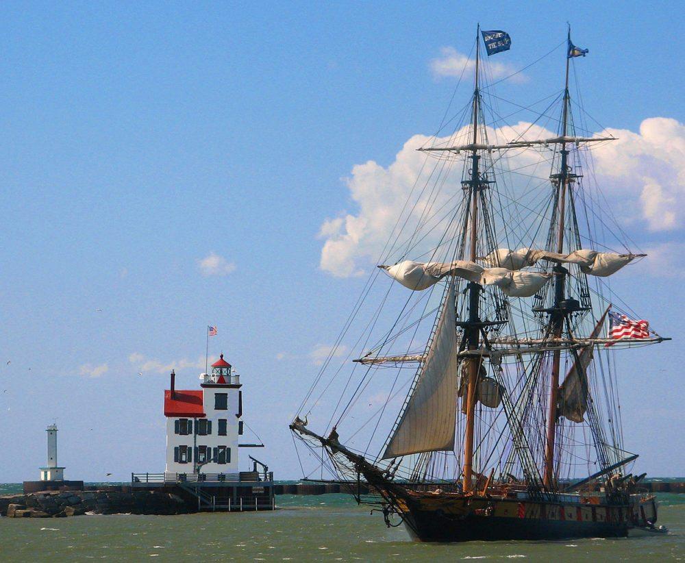 Geschichtsfestival von Ohio am Eriesee (Bild: Rona Proudfoot, Wikimedia, CC)