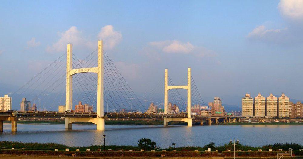 Chong-Yang-Brücke in Taipeh (Bild: Latinboy, Wikimedia, CC)