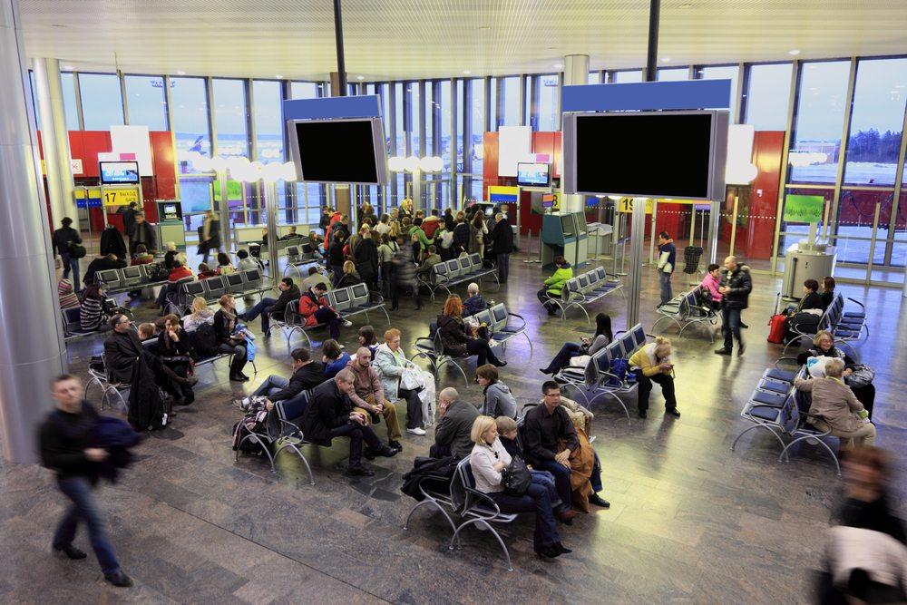 Airport Scheremetjewo in Moskau (Bild: Pavel L Photo and Video / Shutterstock.com)