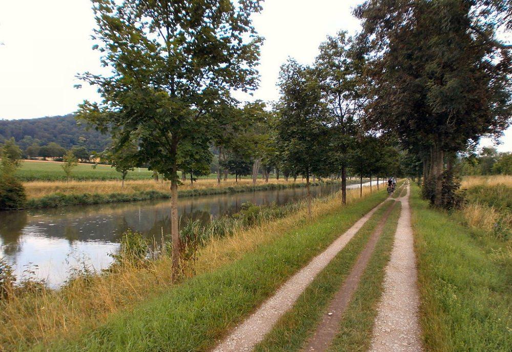 Altmühltal Radweg (Bild: Bronstein, Wikimedia, CC)