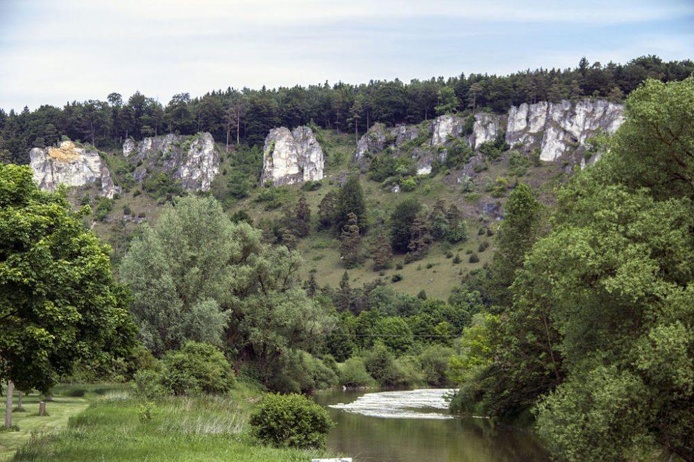 Naturschutzgebiet Arnsberger Leite, Kipfenberg, Naturpark Altmühltal (Bild: Derzno, Wikimedia, CC)